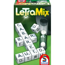 Gesellschaftspiel *Letra-Mix*