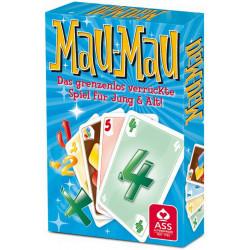 Mau Mau, das Kartenspiel