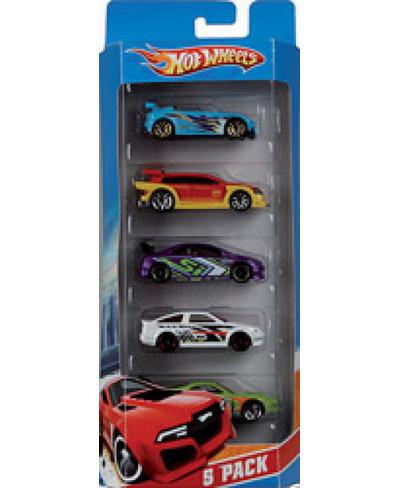 Hot Wheels 5er Geschenkset,...