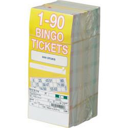 Bingo/Lotto Ersatzblöcke...