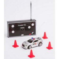 RC Police Mini Racer Black,...