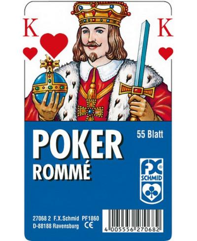 Poker französisches Bild, 1...