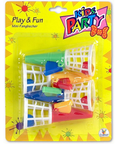 Toy Fun Mini Fangbecher-Set...