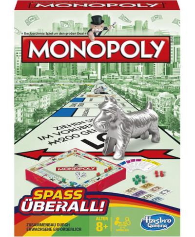 Monopoly Kompakt, 1 Stück