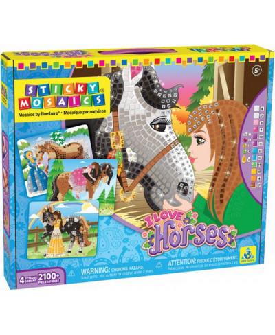 Sticky Mosaics: I Love...