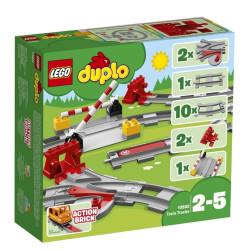 LEGO® DUPLO® Schienen, 23...