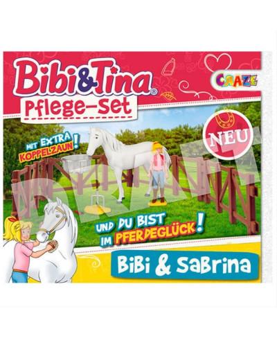 Pflegeset, Bibi und Sabrina
